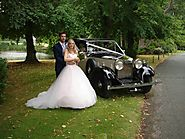Vintage car hire London For Weddings – BrideLimo