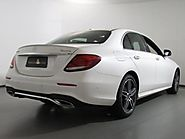 Get The Mercedes E Class Hire For Your Wedding Day