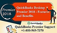 QuickBooks Desktop Premier 2019 - Features and Benefits | Learn & Help
