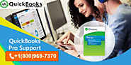 Get QuickBooks Pro Help & Support Services for Your Business Needs