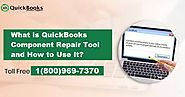 QuickBooks Component Repair Tool - How to Download and Use It?