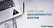 QuickBooks File Doctor: Repair your Damaged Company file or Network