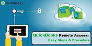 QuickBooks Remote Access - Learn to Accesss QuickBooks Remotely