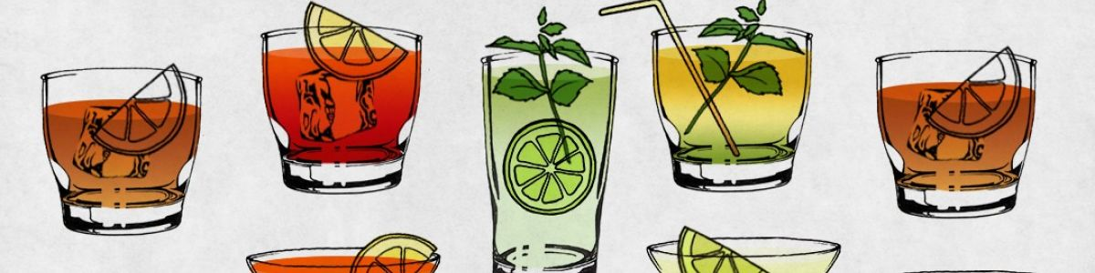 Headline for Top 10 Best Selling Classic Cocktails in 2019 - Delightful cocktail mixes