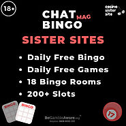Bingo sites like Chat Mag Bingo - The complete list of Chat Mag Bingo Sister Sites.