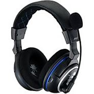 Turtle Beach Ear Force PX4 Wireless Dolby 5.1 Surround Sound PlayStation 4 Gaming Headset