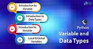 The Best Tutorial on Python Variables and Python Data Types - DataFlair
