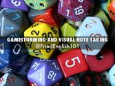 """Gamestorming and Visual Note Taking"" - A Haiku Deck by"