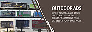 Outdoor Advertising Companies in India | Exopic Media Pvt Ltd.