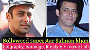 Salman Khan Biography: Lifestyle, Careers, Awards Winning - helpforhindi - Help For Hindi - Online Internet Ki Puri J...