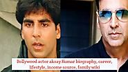 Akshay Kumar Biography, Career, Lifestyle, Income, Award winning - helpforhindi - Help For Hindi - Online Internet Ki...
