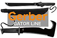 The Gerber Gator Machete Line Review - All Knives