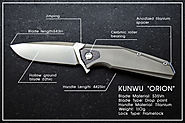 Giving birth to a knife. How we came up with KUNWU and KUNWU ORION – KUNWU KNIVES-ALWAYS ON THE CUTTING EDGE