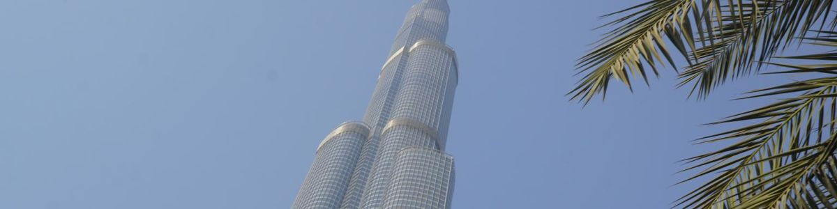 Headline for Highest Skyscrapers of Dubai – The buildings with great architectural anatomy