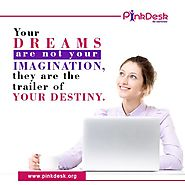 PinkDesk | Womens Bloggeing Platform | Connect, Support, Learn ,Earn and Grow at Pinkdesk.org