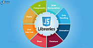 JavaScript Libraries - You Must Know About! - DataFlair