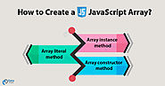 JavaScript Array - A Complete Guide for Beginners! - DataFlair