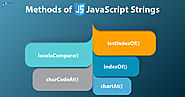 JavaScript Strings - Find Out Different Methods of String Objects! - DataFlair