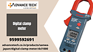 Buy Clamp Meter Online at Advance Tech Services (P) Ltd.