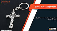 Buy Silver Cross Necklace Designs that Suits Your Style