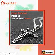 Cross Pendant Designs: When Faith Meets Fashion | Fashion Jewellery Blogger