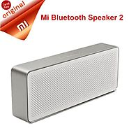 Original Xiaomi Mi Bluetooth Speaker Square Box with 4.2 High Definition Sound Quality