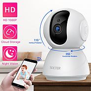 ATTRACTIVE 1080P 720P Surveillance IR Night Vision P2P Baby Monitor Pe – ShoppySanta