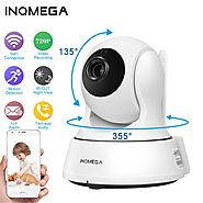 Smart Wireless Surveillance CCTV Cloud Camera – ShoppySanta