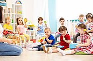 The Role of Arts in Child Development
