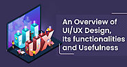 What is UI/UX Design, Overview of Its functionalities and Usefulness
