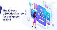 10 Best UI/UX Design Tools for Designers in 2019 - KrishaWeb