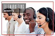 What are the key benefits of telemarketing services?
