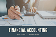 What are the key advantages of financial accounting
