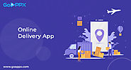 Online Delivery App