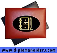 Shop for Certificate Holders, Diploma Covers & Diploma Holders at best prices
