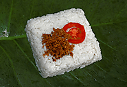 Kiribath (milk rice
