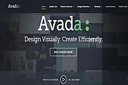 Avada theme review in Food-type or any website - ThemeYummy