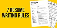 7 Essential Resume Writing Rules you should follow- CV Enhancer