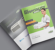 Brochure Design Company - Corporate Brochure Design Agency - Zero Designs