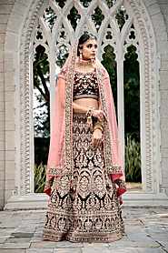 Ethnic with Designer Lehenga in London, Best Wedding Dresses Shop in London, Asian Wedding Dresses, UK