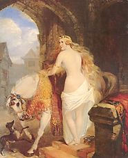 The Legend of Lady Godiva | Elixir Of Knowledge