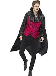 Men's Dapper Devil Fancy Dress Costume | Fancy Panda