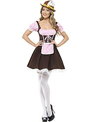 Best Tavern Girl Fancy Dress Costume UK at Low Prices