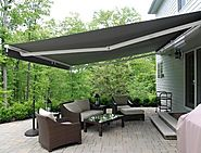 Why to install Aluminum Awnings - Windows and Doors Unlimited