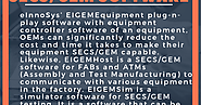 SECS/GEM, GEM300, Smart Factory & Industry 4.0: SECS GEM For Communication