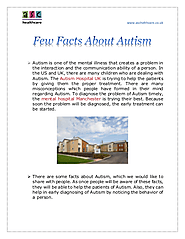 Few Facts About Autism | edocr