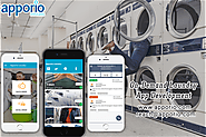 Laundry app Business