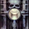 Emerson, Lake, and Palmer cover art for Brain Salad Surgery