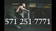 Tysons Corner Elin In-Home Personal Training Redefined 4 Seasons Training Method