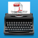 Type on PDF free By Tipirneni Software LLC